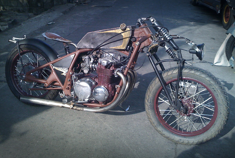 Cafe Racer Philippines Olx