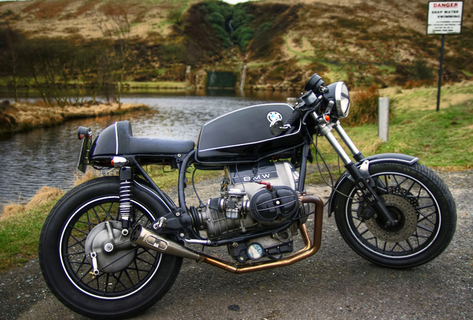 bmw r80 cafe racer. Black Bedroom Furniture Sets. Home Design Ideas