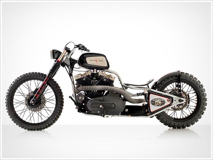 "1980 Harley XLS ""MX"" - Lucid Customs"