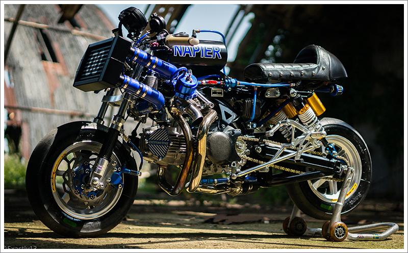 Honda Monkey Turbo By Ooracing Pipeburn Com
