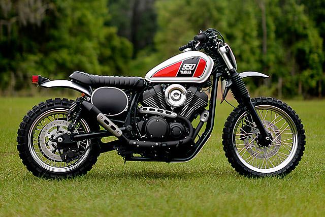 caf racer 76 14 yamaha star bolt hageman motorcycles. Black Bedroom Furniture Sets. Home Design Ideas