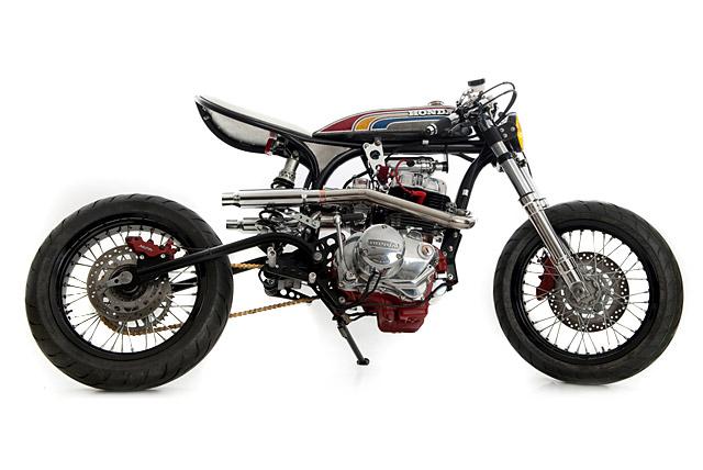 '79 Honda CBN400 - Ed Turner Motorcycles