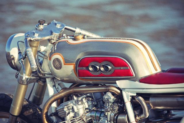 Very Nice Custom Motorcycle
