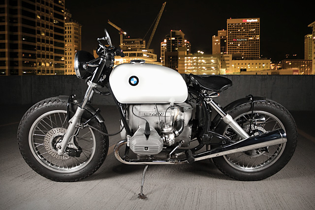 77 bmw r100 night cruise a max daines film. Black Bedroom Furniture Sets. Home Design Ideas
