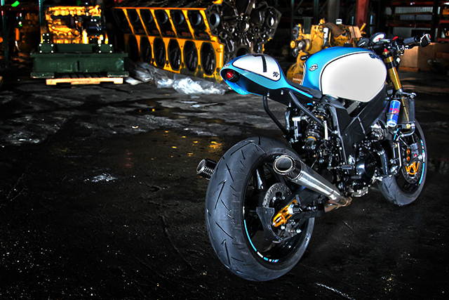 2002 Suzuki TL1000R. (Via Pipeburn). #suzuki #motorcycle #