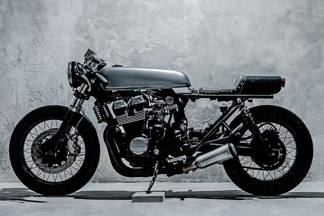 92 Honda CB750 De Palma Cycles