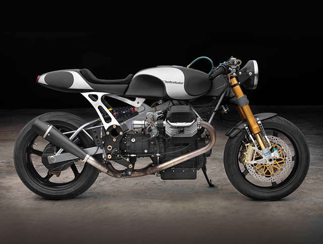 '95 Moto Guzzi 1100 Sport - Moto Studio