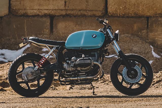 89 bmw r100 - retro moto - pipeburn