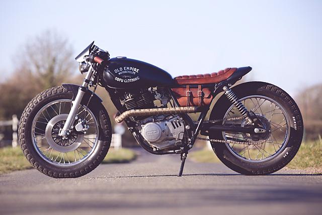 '80 Suzuki GN400 - Old Empire Motorcycles