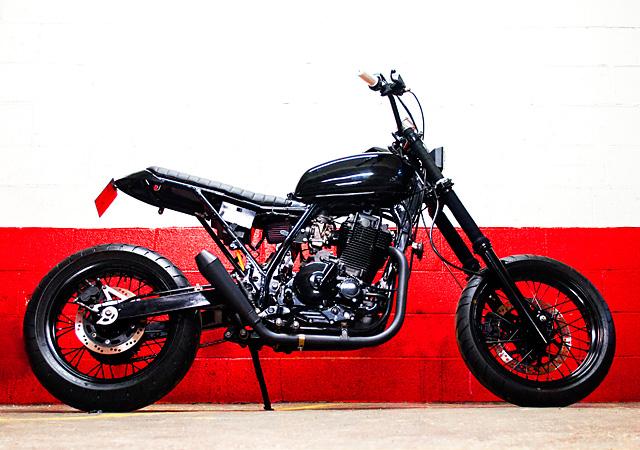 '94 Suzuki DR650 - Blitz Motorcycles
