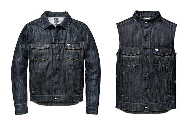 SAINT-denim-jacket