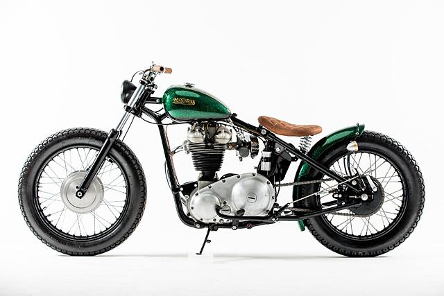 Honda Ex L 2015 '60 Matchless 3GLS - Rock Solid Motorcycles - Pipeburn.com