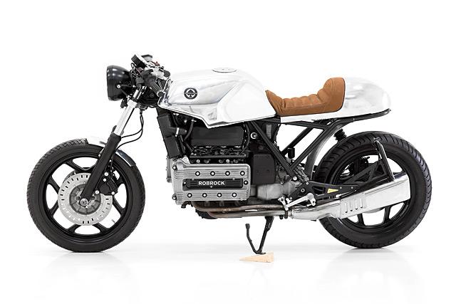 caf racer 76 bmw k100rt motofication. Black Bedroom Furniture Sets. Home Design Ideas