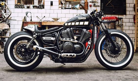 Yamaha XV950 – Kingston Customs