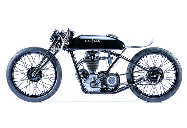 AJS by Young Guns Speedshop