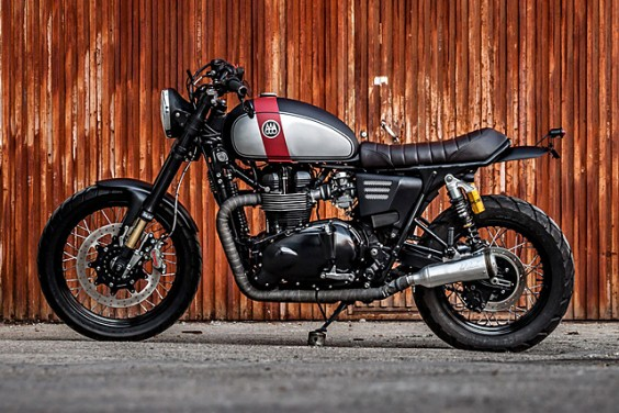 Triumph Bonneville – Macco Motors