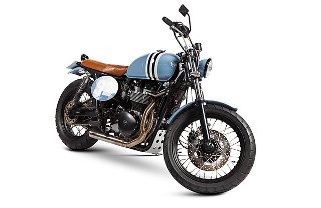 Triumph Bonneville – Maria Motorcycles