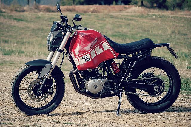 Yamaha Xt  Motorcycle Parts