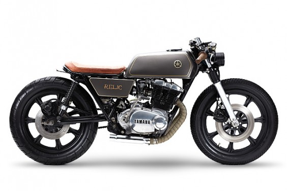 '77 Yamaha XS500 – Relic Motorcycles