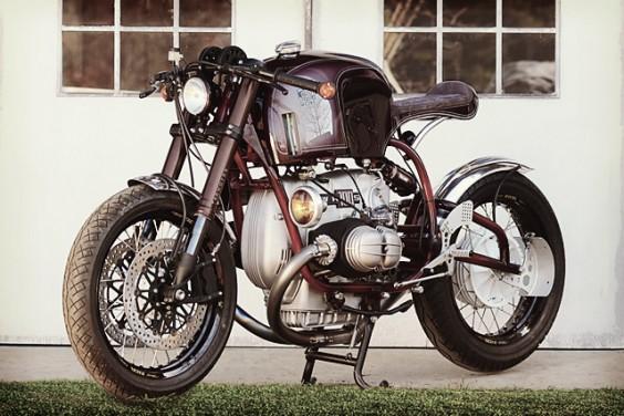 '76 BMW R100S – 46Works