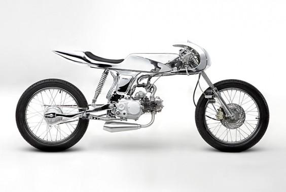 '67 Honda Super Sport 125 – Bandit9
