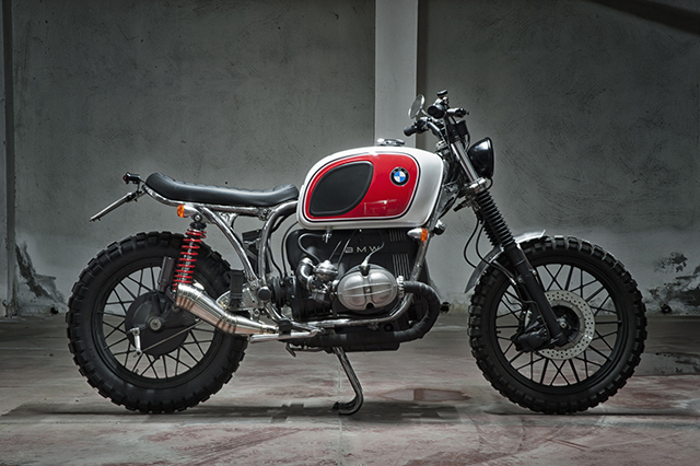 Bmw Gs Cafe Racer
