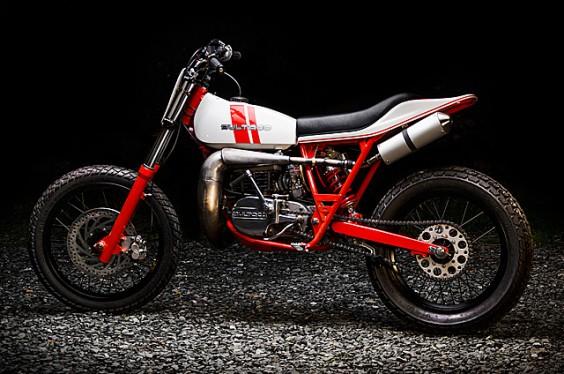 '76 Bultaco Astro 360 – Freeride Motos