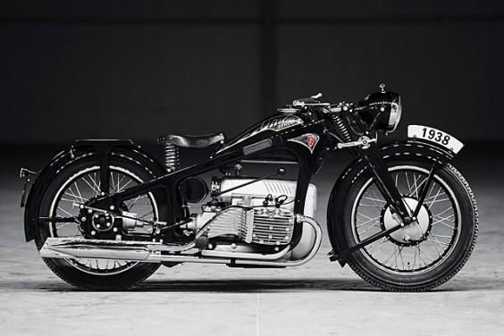 '38 Zündapp K800