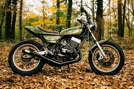 Yamaha RD400 – Atlanta Motorcycle Works