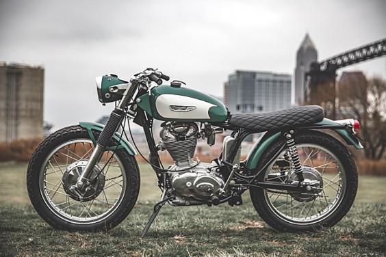 '70 Ducati 350 – The Gasbox