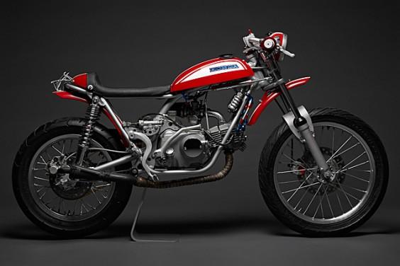 '71 Honda SL70 – DavmoMoto