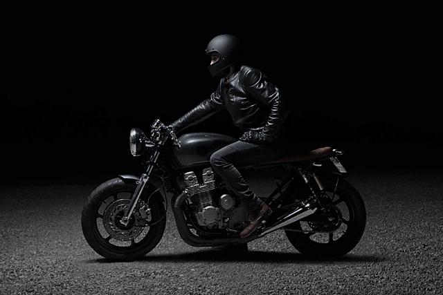 01 02 2016 Bull Cb750 Honda