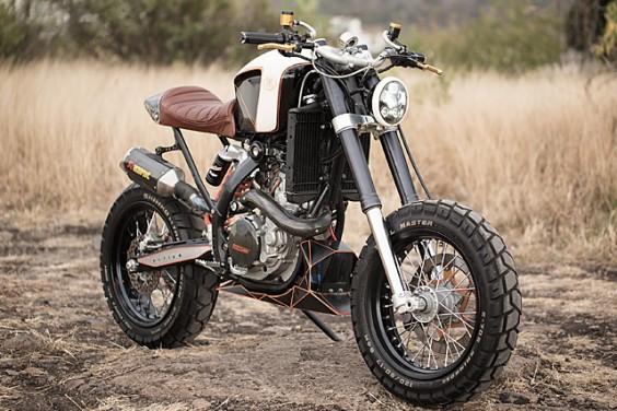 '09 KTM 450 – Vitium Moto