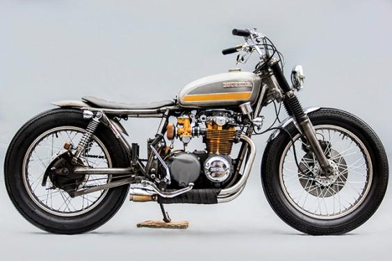 1976 Honda CBF550F by Recast Moto