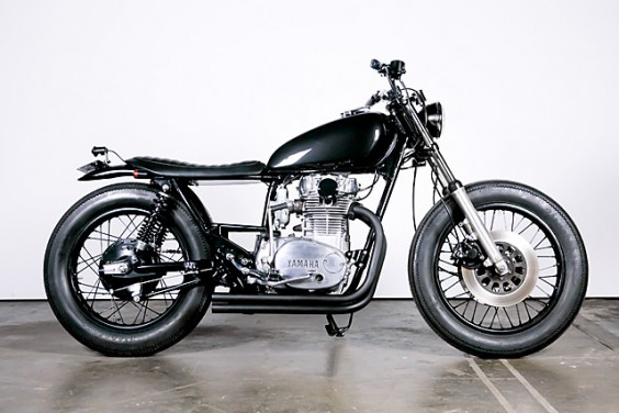 '81 Yamaha XS650 – Modern Motor Cycle Company