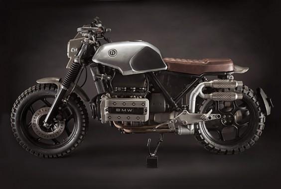 '85 BMW K100 – H Garage