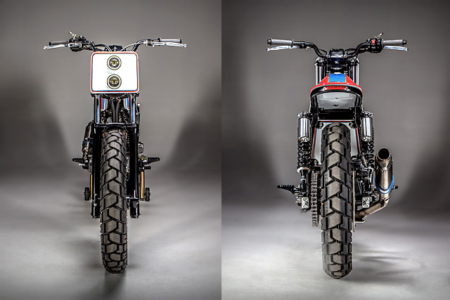 82 Honda Ascot FT500 – MotoRelic - Pipeburn.com