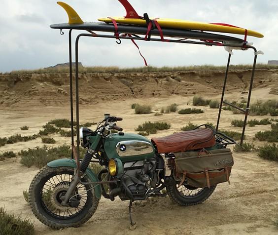'76 R100RS – La Manufacture Motocyclettes