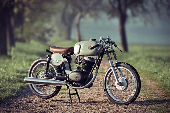 63′ Gilera 106SS – ExesoR Motorcycles