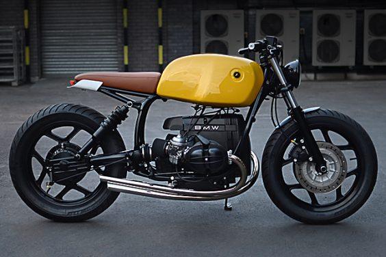 'Type 10A' BMW R80 – Auto Fabrica