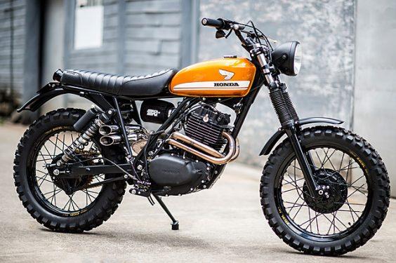 ?Zandslee? Honda XL500