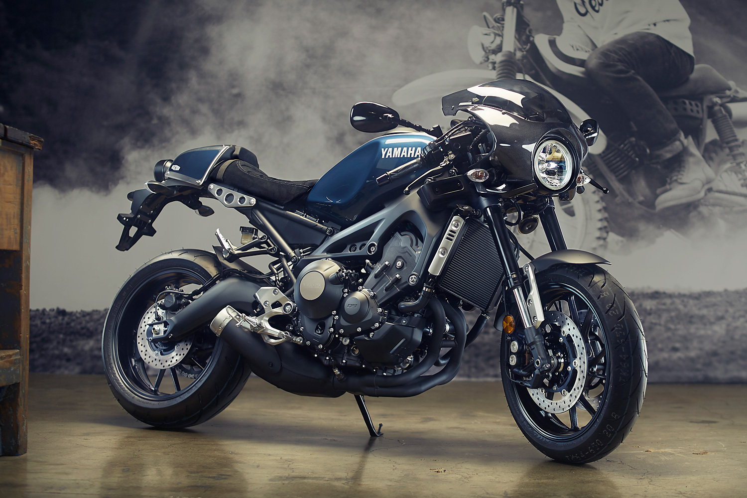 Review 2016 Yamaha XSR700 XSR900