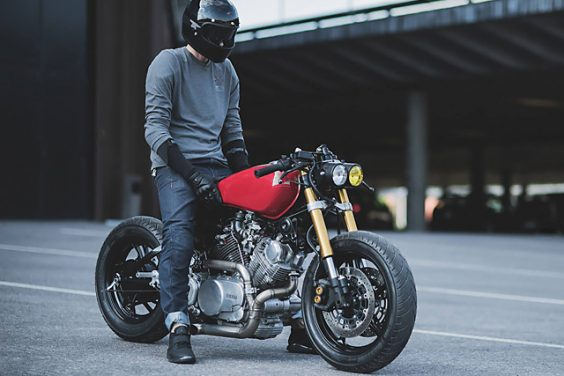 Yamaha XV750 – Peters Dog Cycles