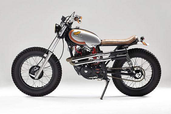 '84 Honda XL250 – C2R Customs