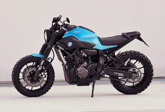 Yamaha MT 'Super7' – JvB-moto