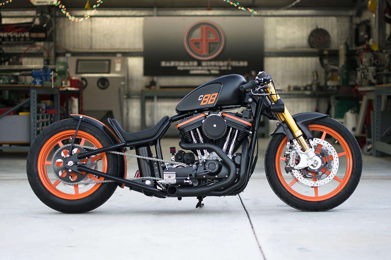 DP Customs Harley-Davidson Sportster - Harley Davidson Forums