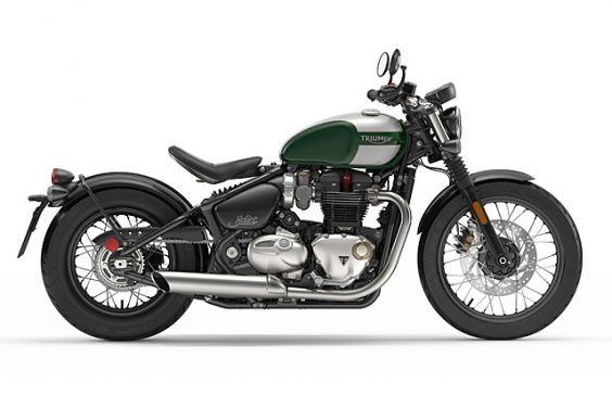 The New Triumph Bobber –First Ride