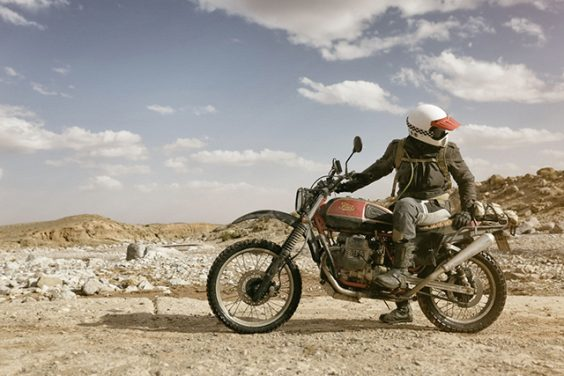 'BAJA V65' by Fuel Motorcycles