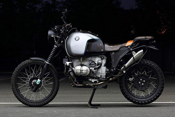 'Glober' BMW R100 GS – ER Motorcycles
