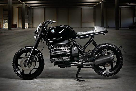 'Xaver' BMW K100 –Titan Motorcycles